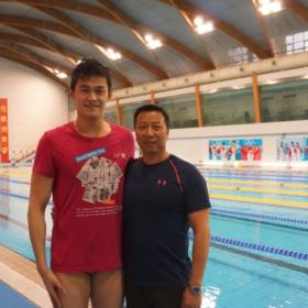 孙杨:2012年伦敦奥运会男子1500米自由泳冠军并破世界记录,夺金4枚奖牌,完美收官。 Sun Yang: Men's 1500 meter freestyle and 400 meter freestyle, 2 gold medals and break World records in London Olympic 2012.